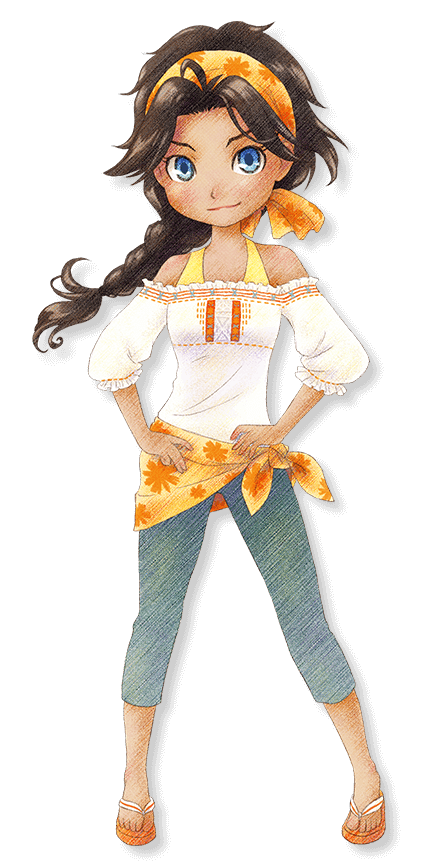 STORY OF SEASONS: Pioneers of Olive Town - List of All Characters & Gifts in Game - Cheat Sheets - Laura 💜 - FC9FC6F