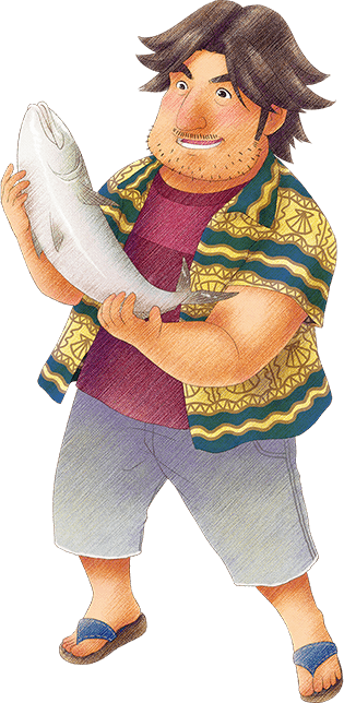 STORY OF SEASONS: Pioneers of Olive Town - List of All Characters & Gifts in Game - Cheat Sheets - Marcos - 648CAFC