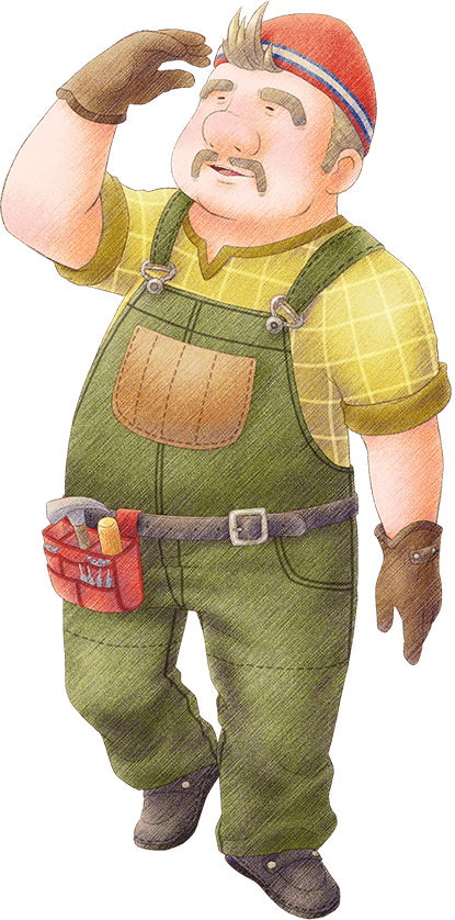 STORY OF SEASONS: Pioneers of Olive Town - List of All Characters & Gifts in Game - Cheat Sheets - Nigel - 412C90E