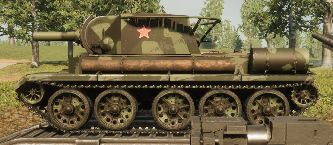 Sprocket - All Tanks in Game and Classes - Early War Tanks Part 1 - 101290D