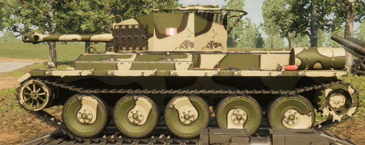 Sprocket - All Tanks in Game and Classes - Early War Tanks Part 1 - A0D6911