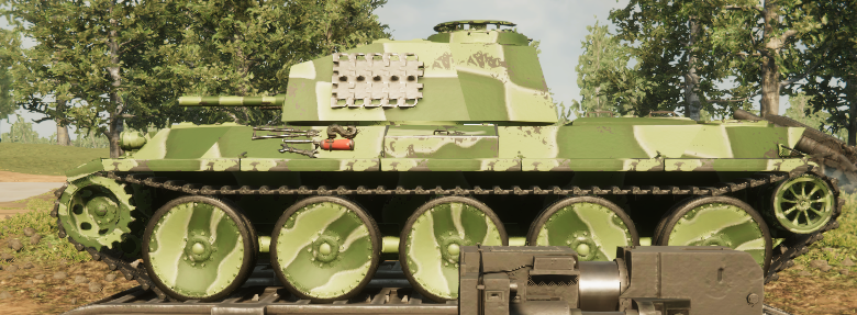 Sprocket - All Tanks in Game and Classes - Early War Tanks Part 1 - F416AB0