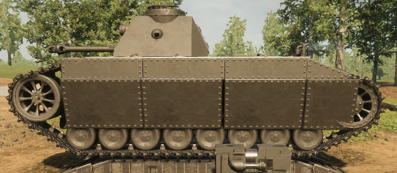 Sprocket - All Tanks in Game and Classes - Early War Tanks Part 2 - 35AC9B2