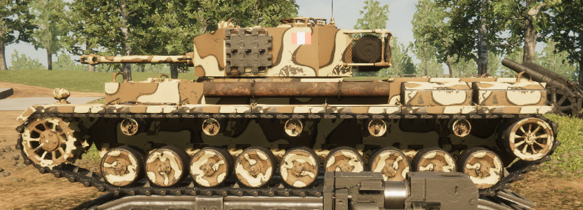 Sprocket - All Tanks in Game and Classes - Early War Tanks Part 2 - A4A8EB5