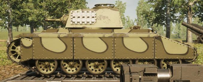 Sprocket - All Tanks in Game and Classes - Interwar Tanks - 1B8DB2B