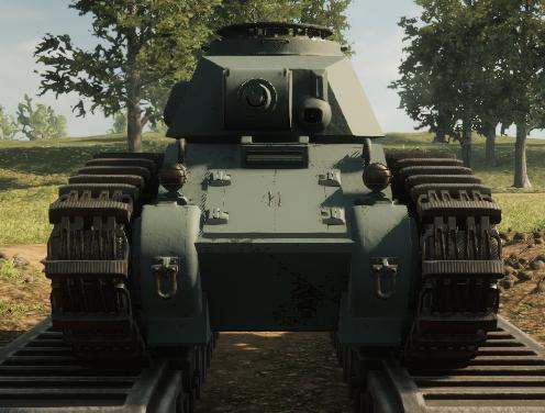 Sprocket - All Tanks in Game and Classes - Interwar Tanks - 6364653