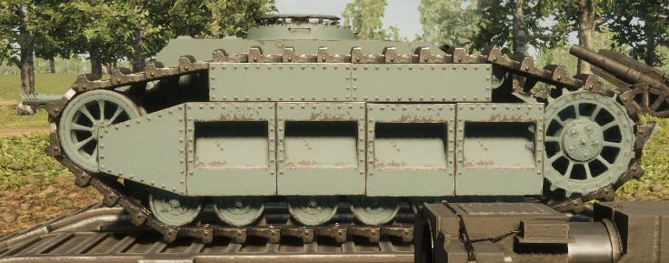 Sprocket - All Tanks in Game and Classes - Interwar Tanks - 6441318