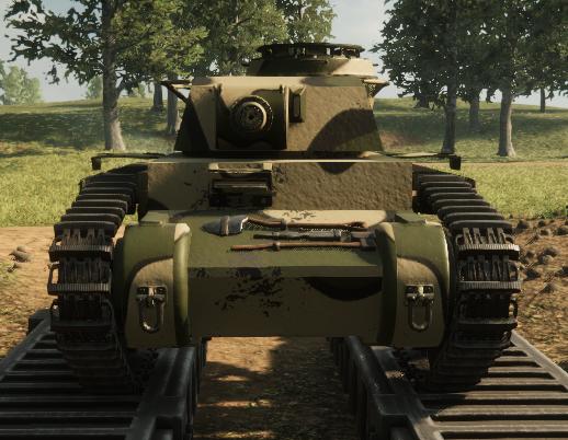 Sprocket - All Tanks in Game and Classes - Interwar Tanks - 7E97140