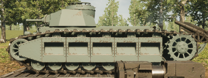 Sprocket - All Tanks in Game and Classes - Interwar Tanks - D5FB4BA