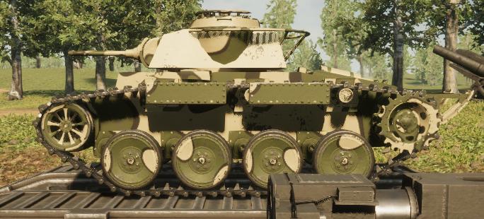 Sprocket - All Tanks in Game and Classes - Interwar Tanks - D699509