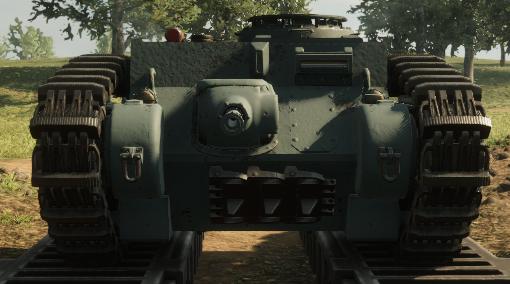 Sprocket - All Tanks in Game and Classes - Interwar Tanks - E9608D6
