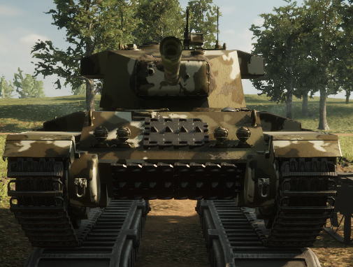 Sprocket - All Tanks in Game and Classes - Late War Tanks Part 1 - 4712D69