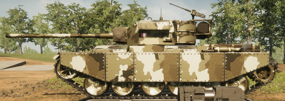 Sprocket - All Tanks in Game and Classes - Late War Tanks Part 1 - 61224FA