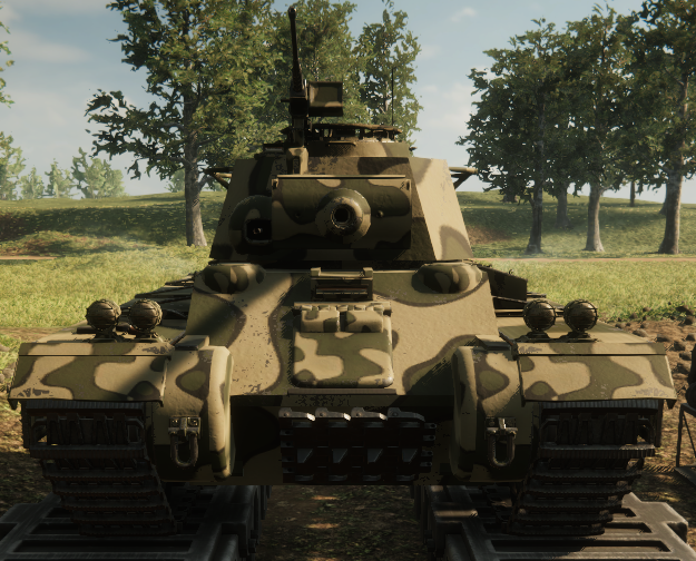 Sprocket - All Tanks in Game and Classes - Late War Tanks Part 1 - C2596CA