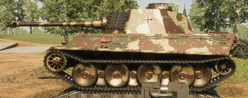Sprocket - All Tanks in Game and Classes - Late War Tanks Part 2 - F5ED9B9