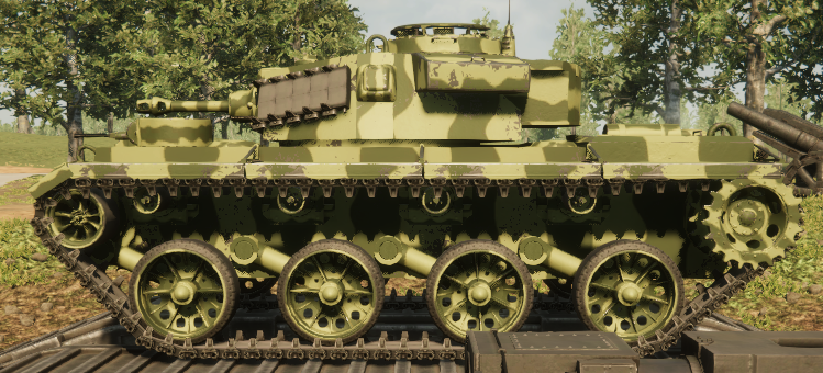 Sprocket - All Tanks in Game and Classes - Mid War Tanks - B33BC9F