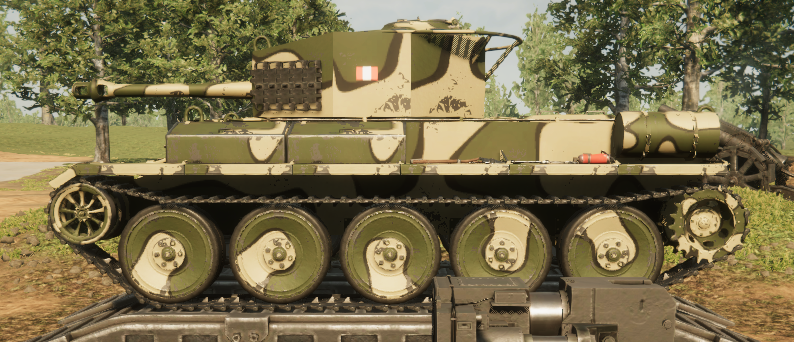 Sprocket - All Tanks in Game and Classes - Mid War Tanks - CA5DBF2