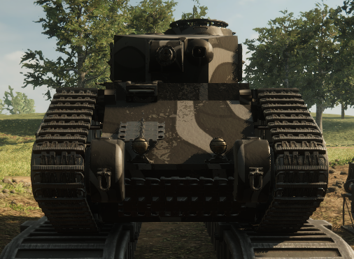 Sprocket - All Tanks in Game and Classes - World War 1 Tanks - 04D22E5