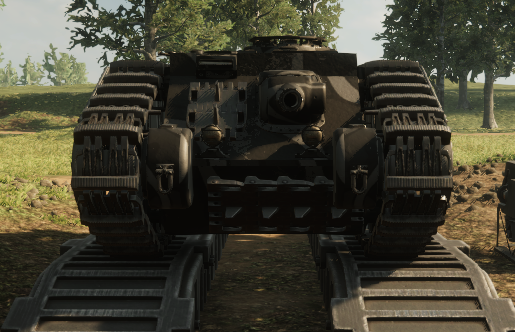 Sprocket - All Tanks in Game and Classes - World War 1 Tanks - 8A00971