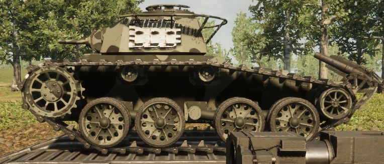 Sprocket - All Tanks in Game and Classes - World War 1 Tanks - 8C235AC