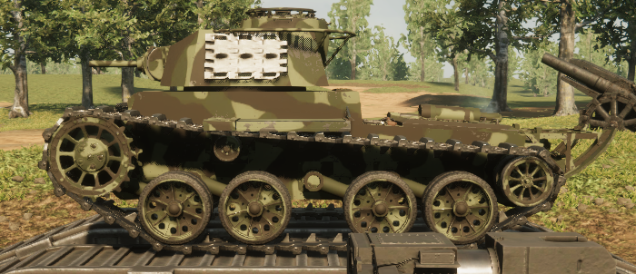 Sprocket - All Tanks in Game and Classes - World War 1 Tanks - B2D9978