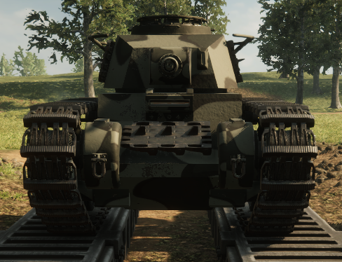 Sprocket - All Tanks in Game and Classes - World War 1 Tanks - DA8F4EF