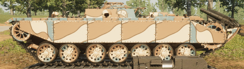 Sprocket - All Tanks in Game and Classes - World War 1 Tanks - FFF8B18
