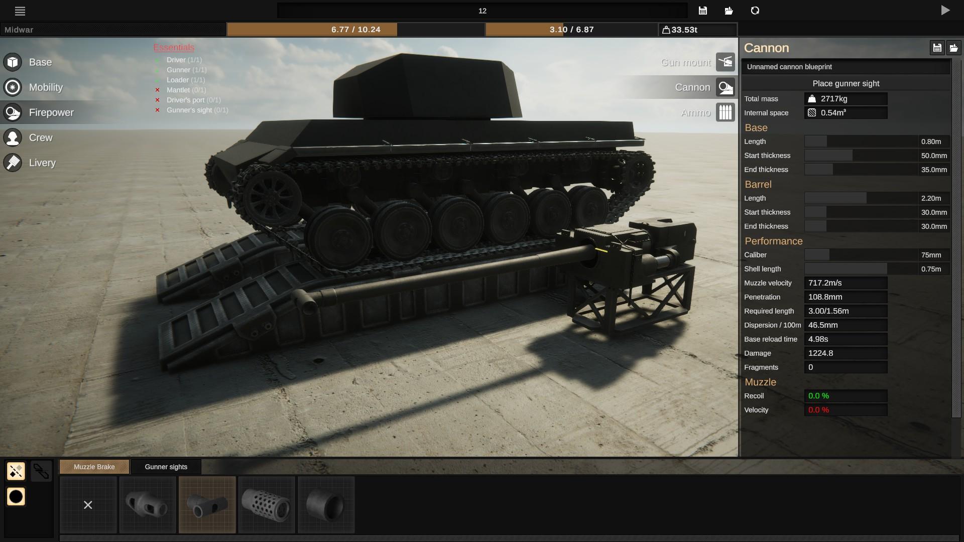 Sprocket - Basic Troubleshooting Steps + Tank Mobility - Firepower - 8262743