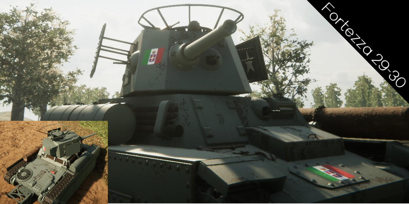 Sprocket - Modding Guide for Allied Italian Forces Pack - VEHICLES - 6FAC849
