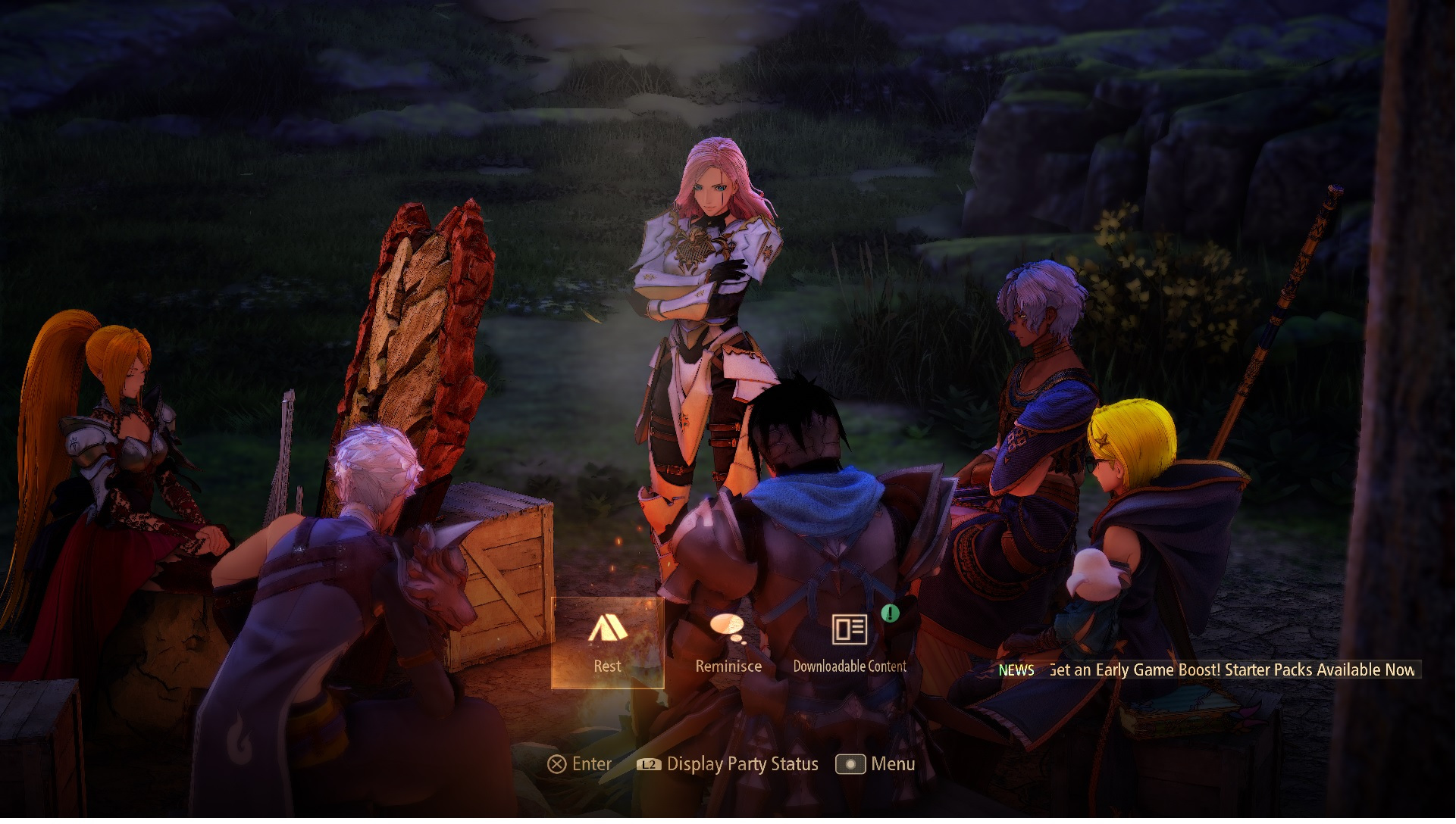 Tales of Arise - Mods/Tools for Creating/Editing Character Eye and Hair Texture Guide - Pictures: - 7E97401