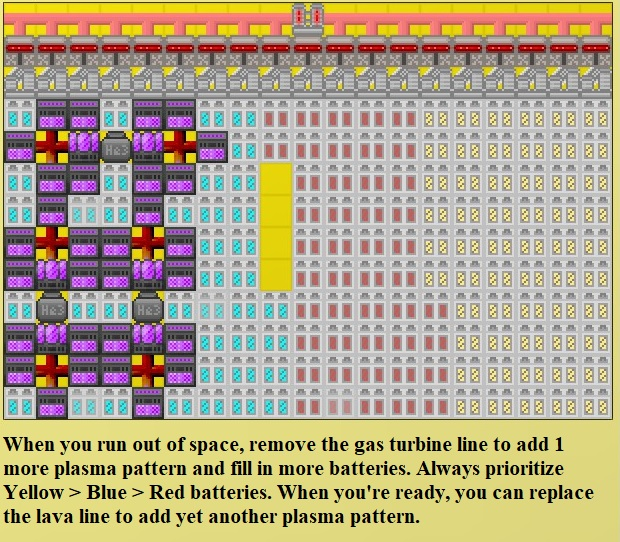 The Perfect Tower II - Powerplant Building Information - Start Here! - F101A31