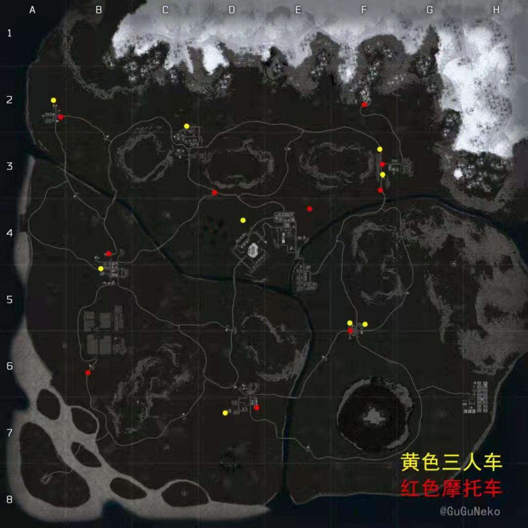 XERA: Survival - Basic Game Mechanic in Season 5 + Tips - Vehicle - A1DE0CE