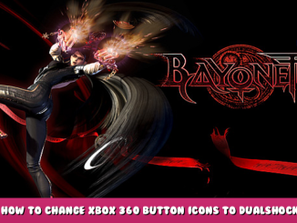Bayonetta – How to Change Xbox 360 Button Icons to Dualshock 4 1 - steamlists.com