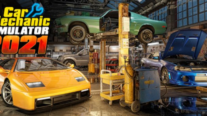 Car Mechanic Simulator 2021 – How to Colour Matching Parts in Game 1 - steamlists.com