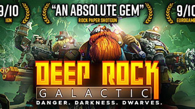 Deep Rock Galactic – Troubleshoot Guide to Fix Game Bugs & Crashes 1 - steamlists.com