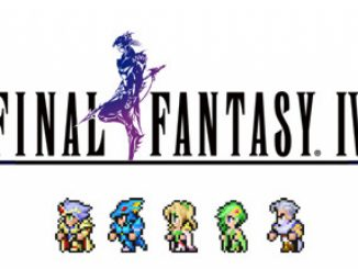 FINAL FANTASY IV – How to Replace Font for Pixel Remaster Games 1 - steamlists.com