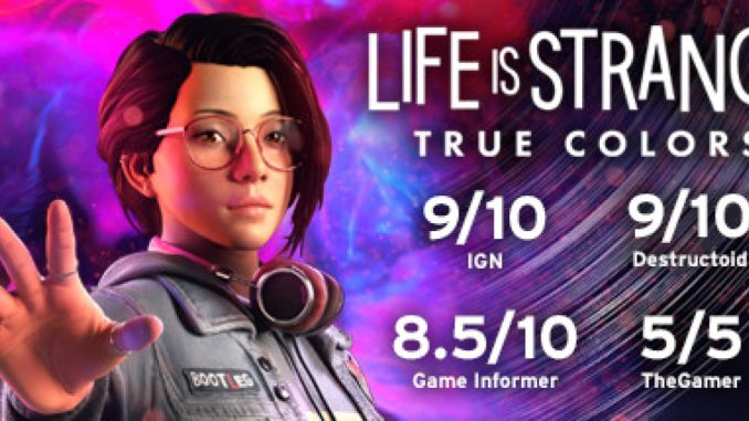 Life is Strange: True Colors – Guide to Easter Eggs in Game & Secrets 1 - steamlists.com