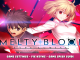 MELTY BLOOD: TYPE LUMINA – Game Settings – Fix VSYNC – Game Speed Guide 1 - steamlists.com