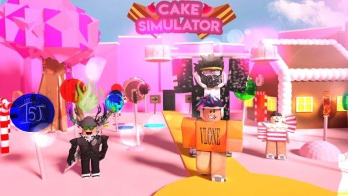 Roblox – Cake Simulator Codes (September 2021) 1 - steamlists.com