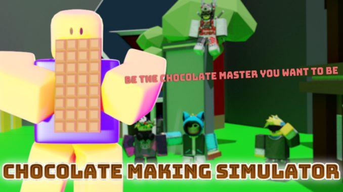 Roblox – Chocolate Making Simulator Codes (September 2021) 1 - steamlists.com