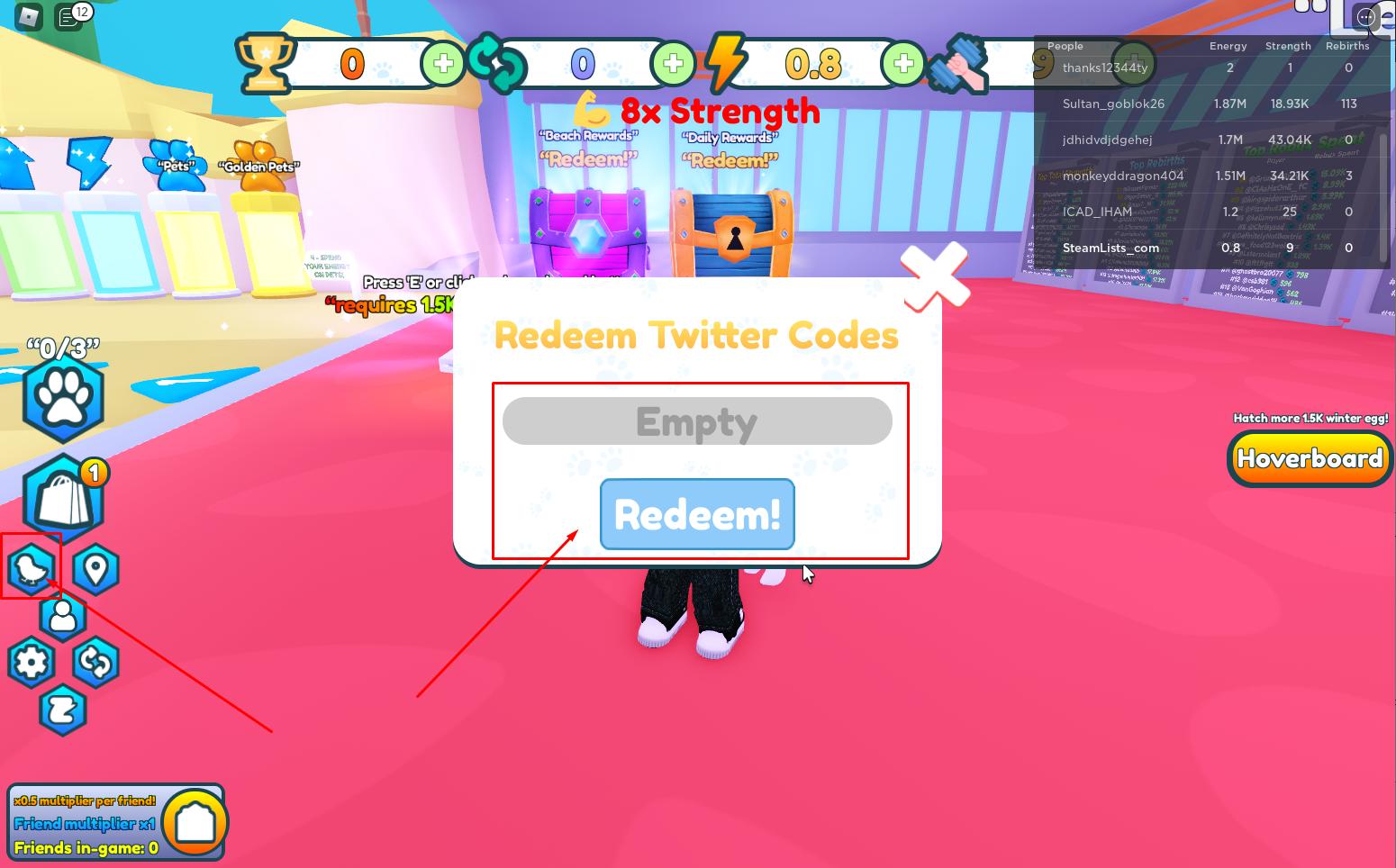 Roblox Deliveryman Simulator Codes