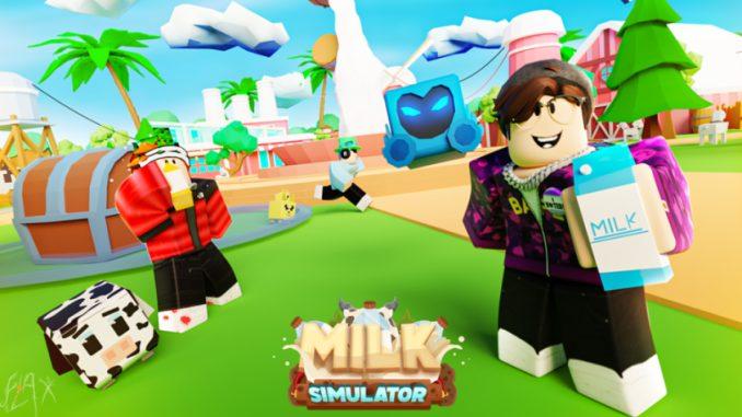 Roblox – Milk Simulator Codes (September 2021) 1 - steamlists.com