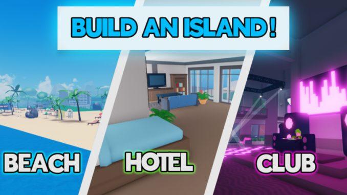Roblox – My Island Resort Codes (September 2021) 1 - steamlists.com