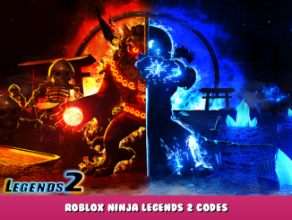 Roblox – Ninja Legends 2 Codes – Free Coins, Shards and Boosts (October 2021) 41 - steamlists.com