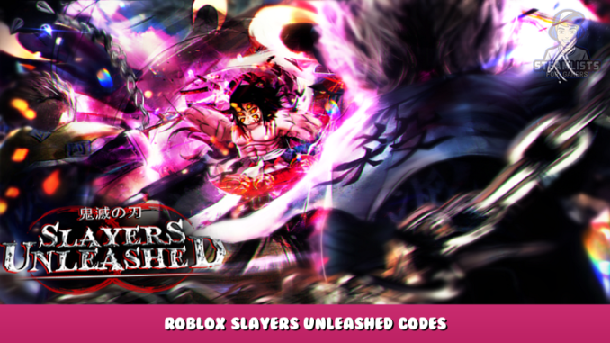 Roblox – Slayers Unleashed Codes – Free Power Reroll and Race Reroll (September 2021) 17 - steamlists.com