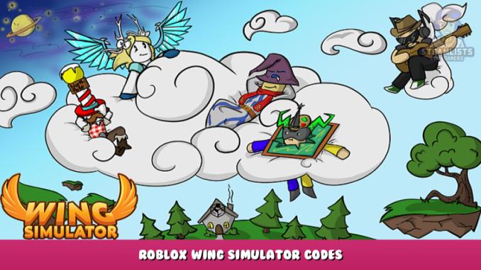 Roblox – Wing Simulator Codes (September 2021) 2 - steamlists.com