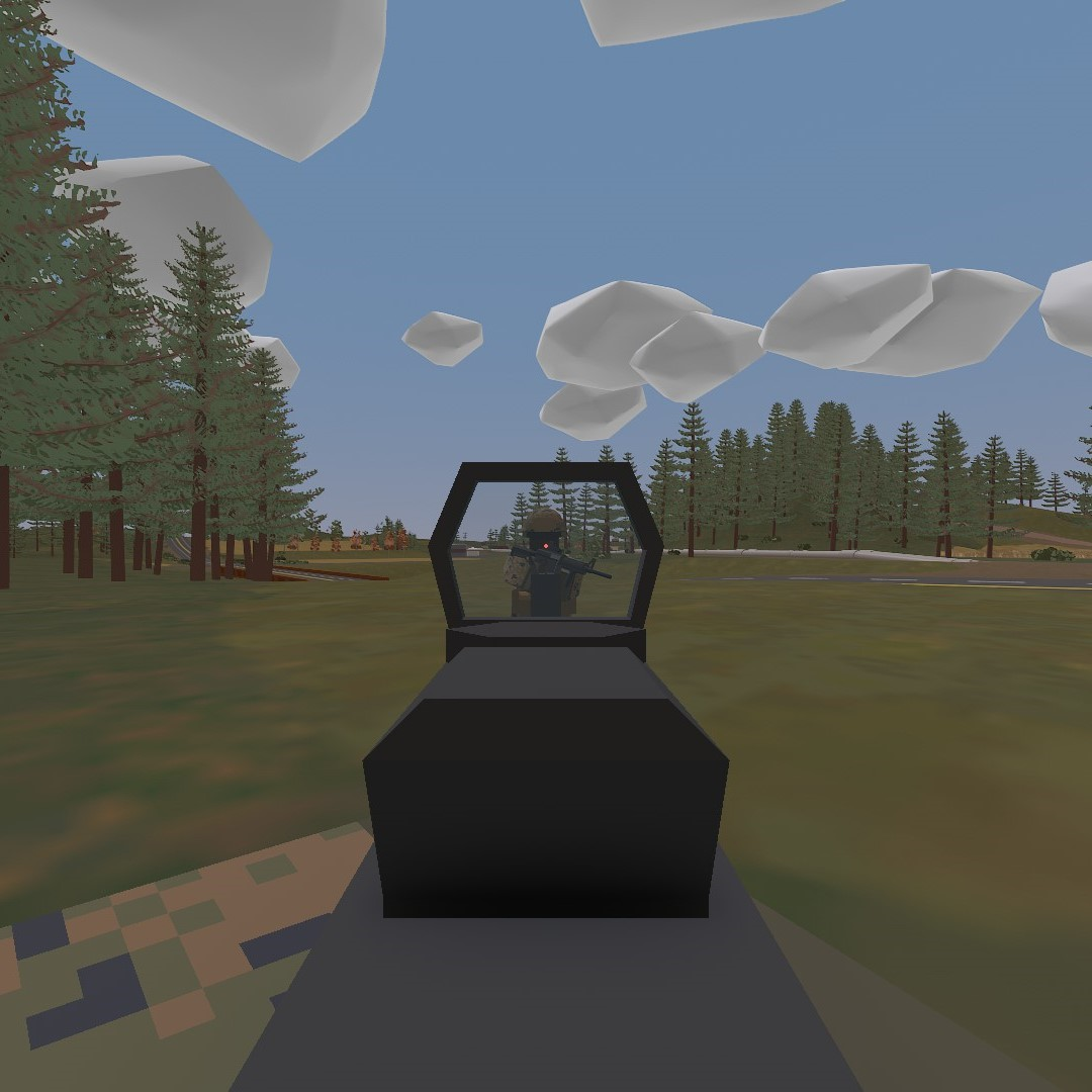 Unturned - All Weapons ID's for Uncreated Warfare Mods - Sights - 030A6A1
