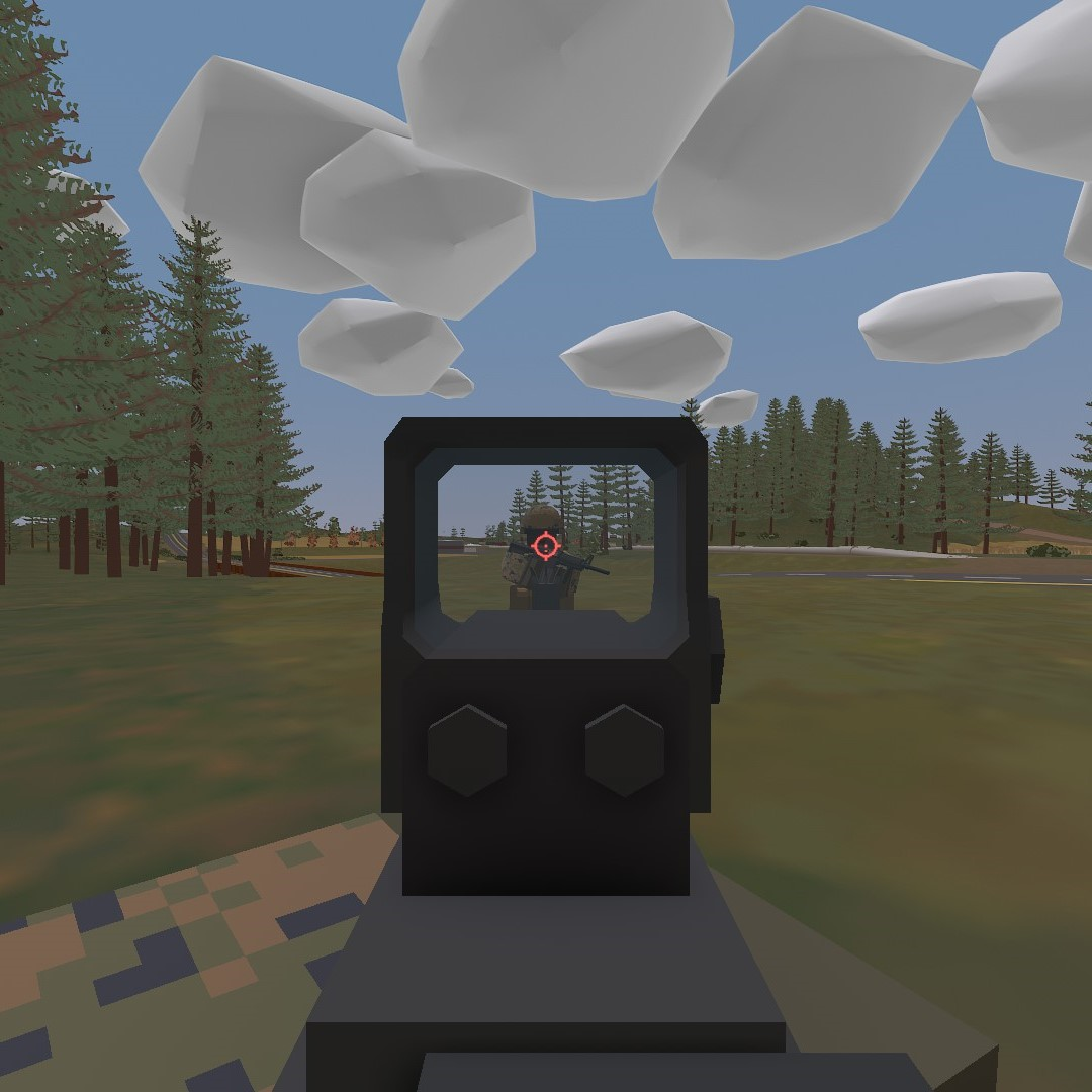 Unturned - All Weapons ID's for Uncreated Warfare Mods - Sights - 1F81AC1