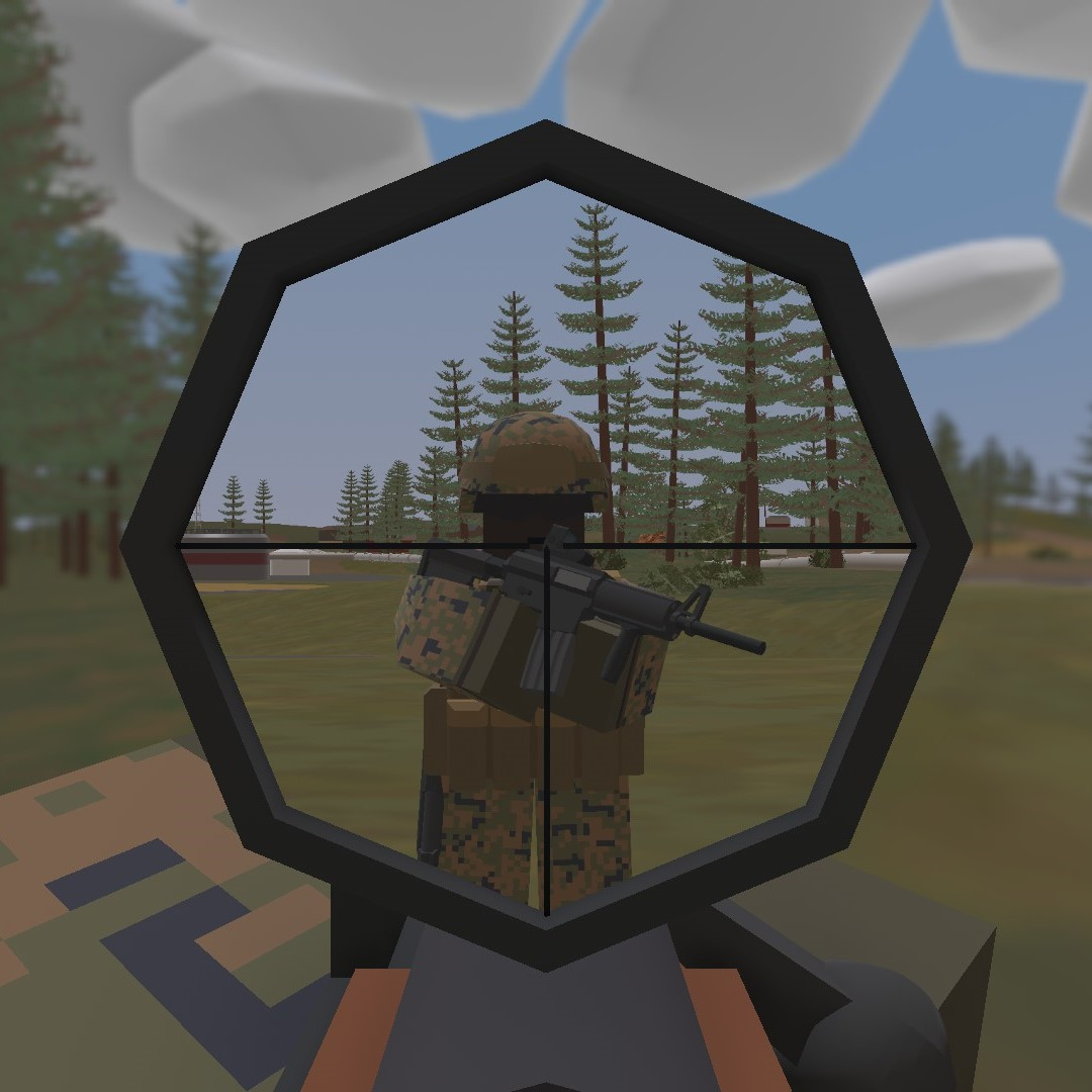 Unturned - All Weapons ID's for Uncreated Warfare Mods - Sights - 840393B