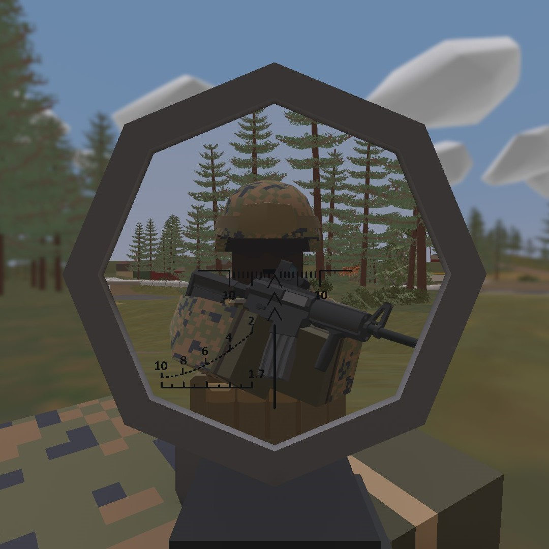 Unturned - All Weapons ID's for Uncreated Warfare Mods - Sights - 4A06009